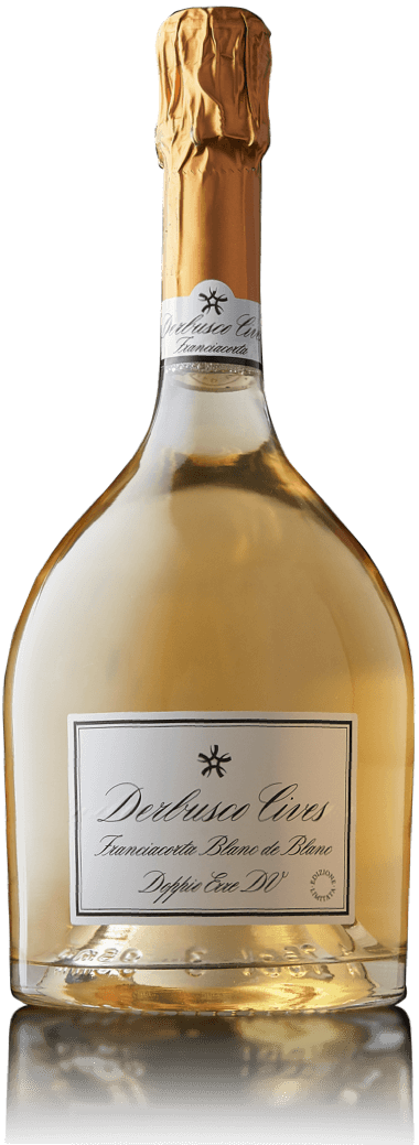 Franciacorta Docg Brut Blanc De Blanc Doppio Erre Dv