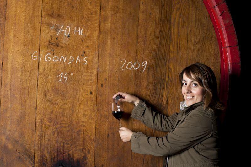 Grapillon d'Or čapovanie červeného vína