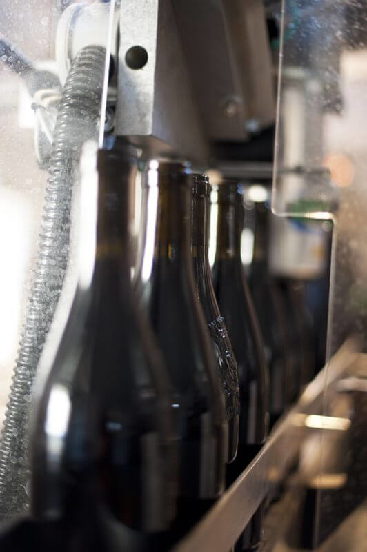 Grapillon d'Or plnenie fliaš vína