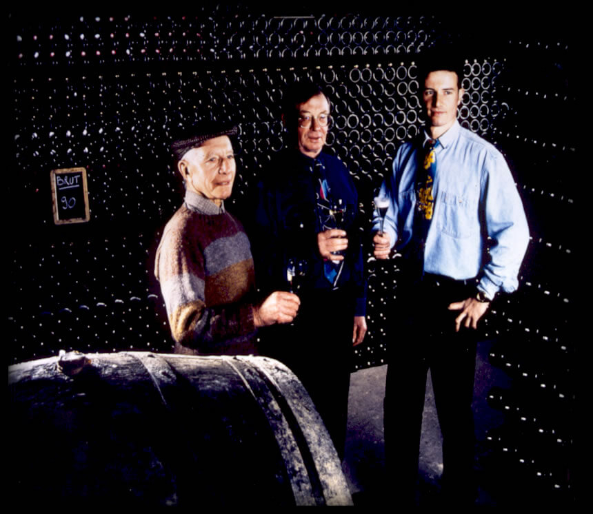 Champagne Varnier-Fanniere 3 generácie