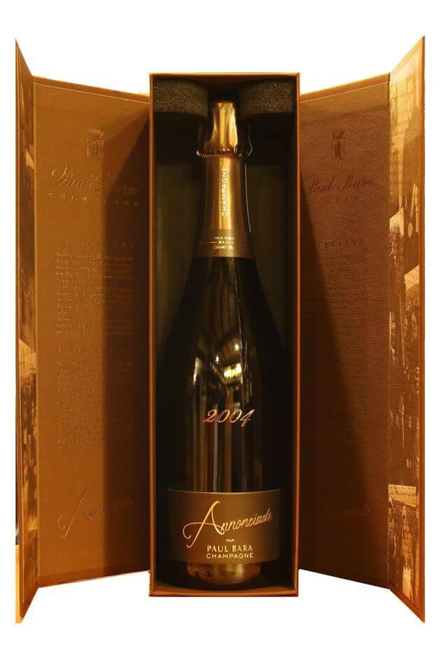 Champagne Annonciade 2005, Grand Cru
