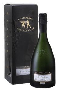 Champagne Grand Cru Special Club 2008