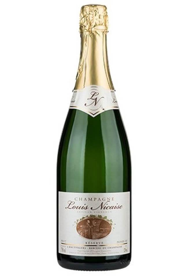 Champagne Brut 1er Cru RESERVE