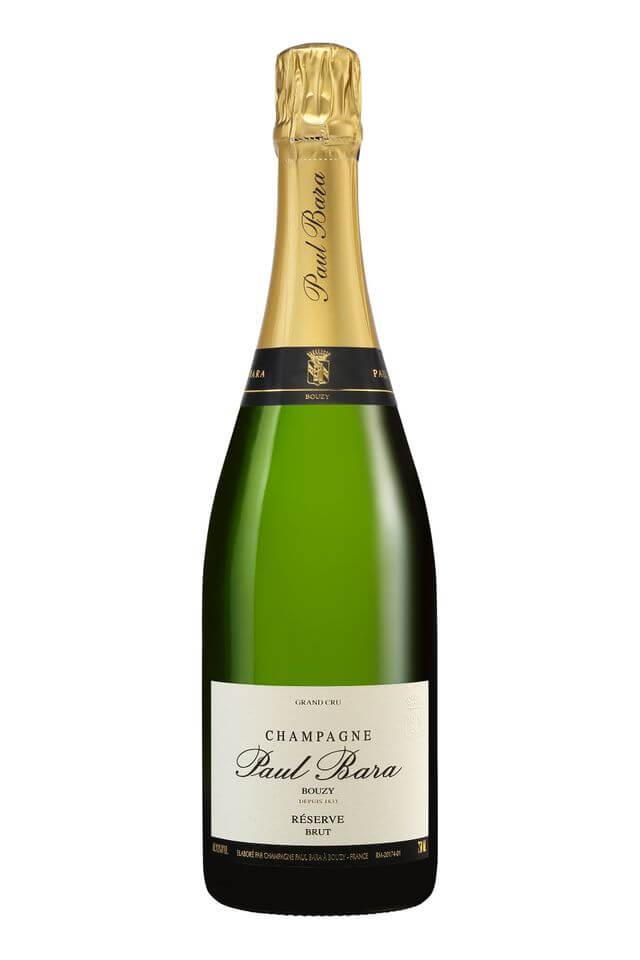Champagne Brut Resérve, Grand Cru