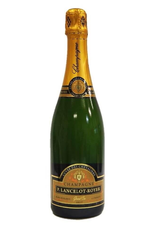 Champagne Cuvée des Chevaliers