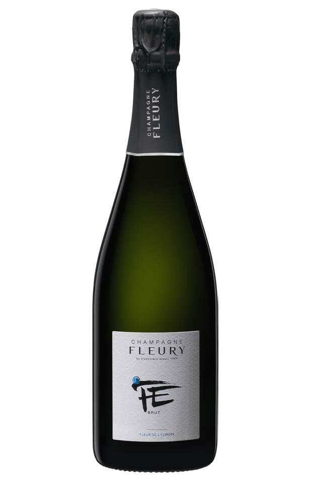 Champagne Fleur de l´Europe Brut