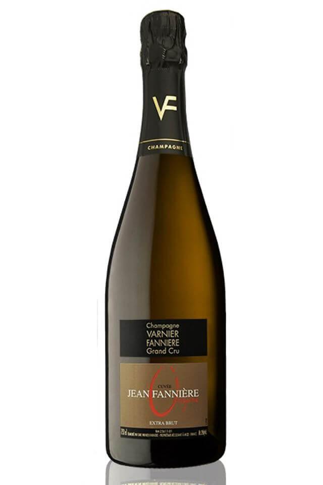 Champagne Jean Fanniere ORIGINE Extra brut, Grand Cru