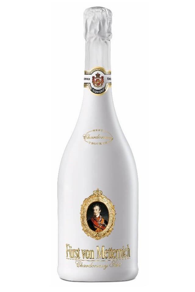 Chardonnay Sekt Brut (limitovaná edícia)