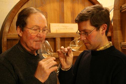 Champagne J. Charpentier degustácia vína