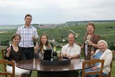 Champagne J. Charpentier rodina