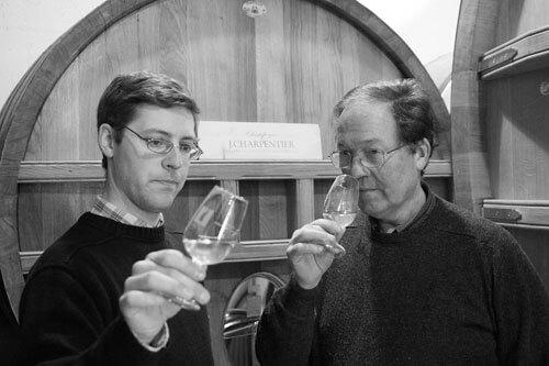 Champagne J. Charpentier ochutnávka vína