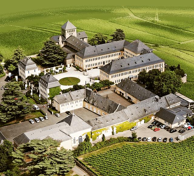 Fürst von Metternich sídlo