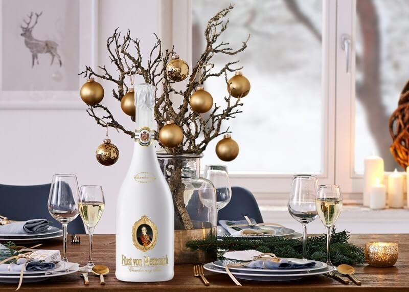 Fürst von Metternich víno ozdoba