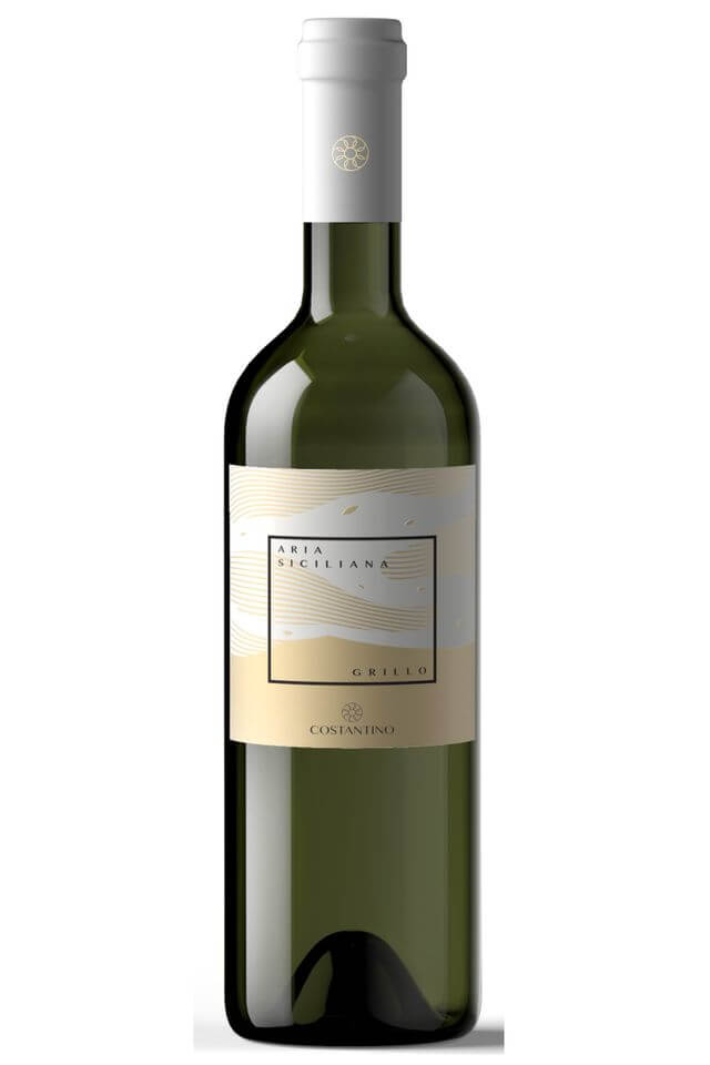 Grillo Biologico Terre Siciliane 2016