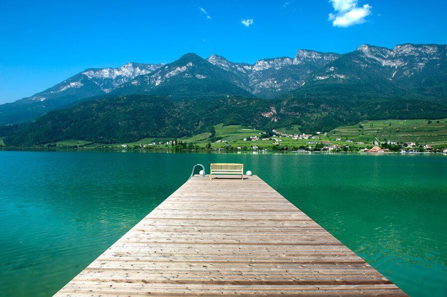 Kaltern jazero