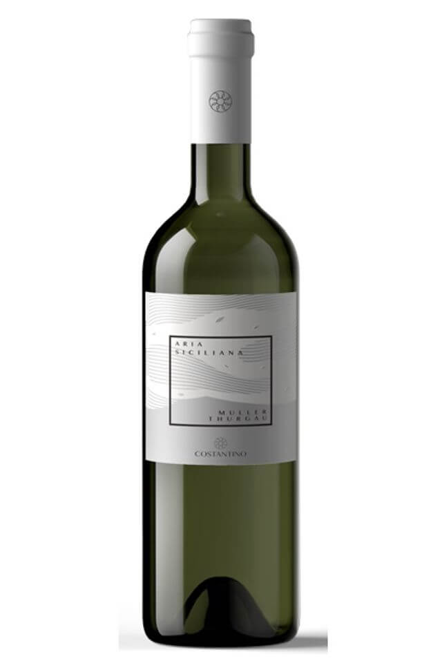 Müller Thurgau Biologico Siciliane 2016