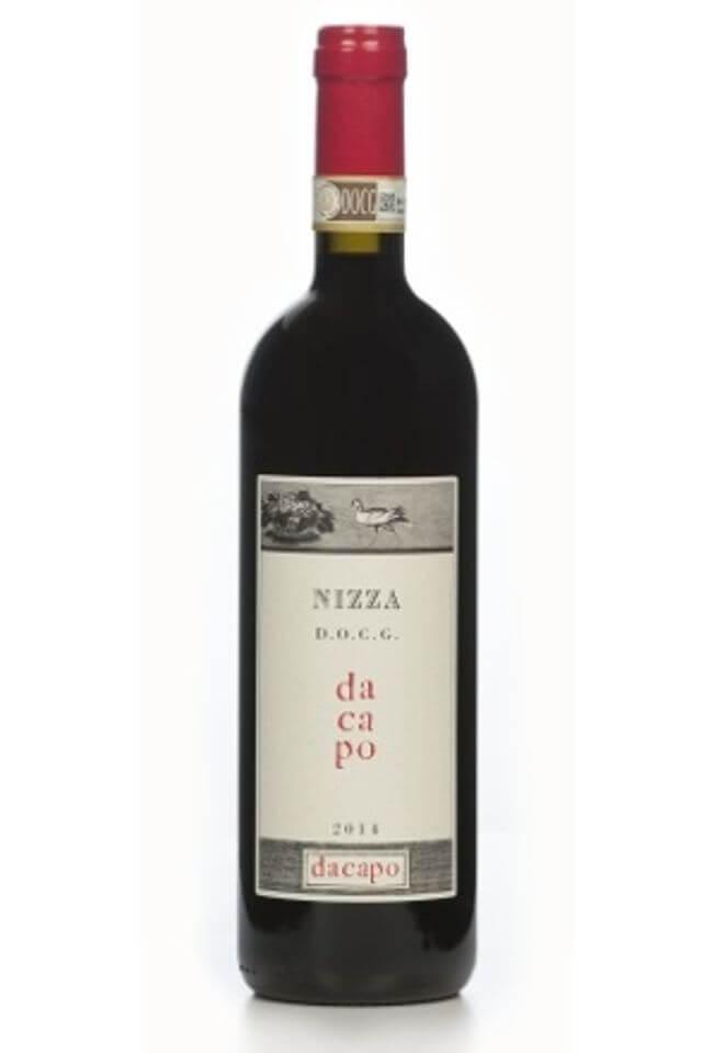 Nizza – Vigna dacapo Barbera d'Asti d.o.c.g. 2012