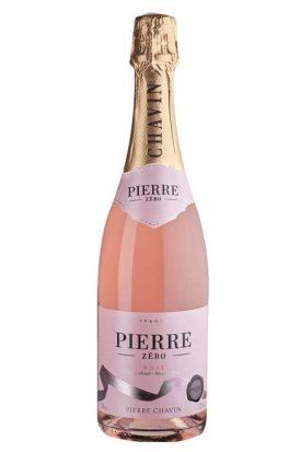 Pierre 0% Sparkling Rosé