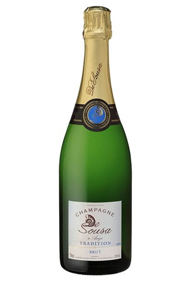 Champagne Tradition Brut, Bio