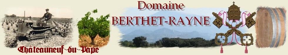 Domaine Berthet-Rayne