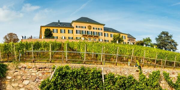 Schloss Johannisberg sídlo
