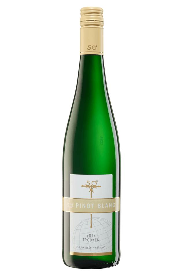 Pinot Blanc PARALLEL 50°, 2017