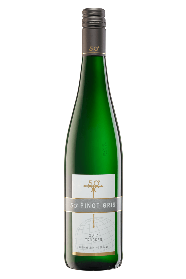 Pinot gris PARALLEL 50°, 2017