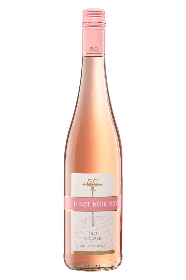 Pinot Noir Rosé PARALLEL 50°, 2017