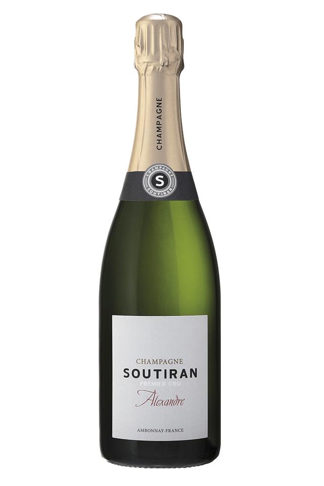 Champagne Cuvée Alexandre, Brut