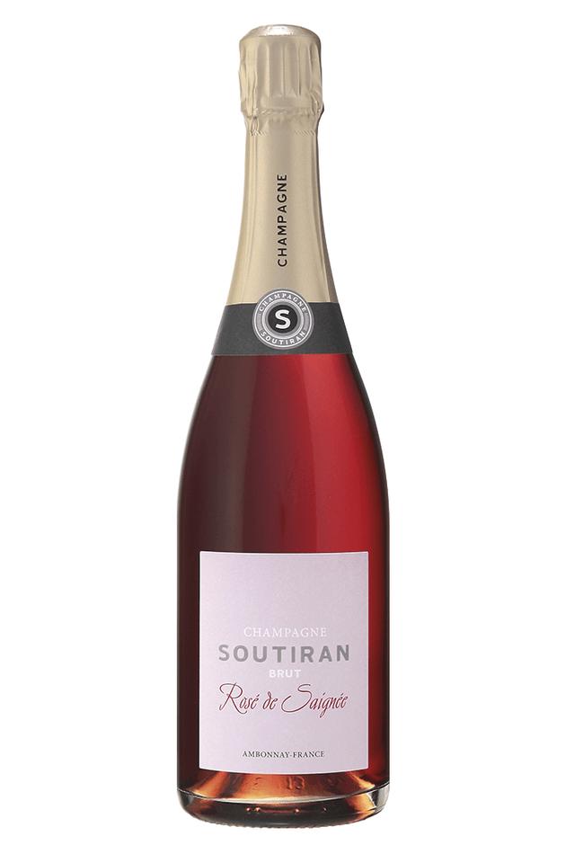 Cuvée Rosé de Saignée
