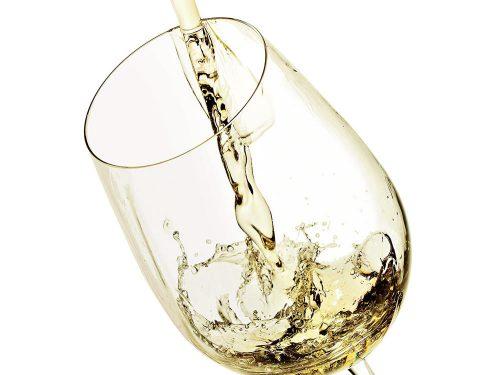 biele vino